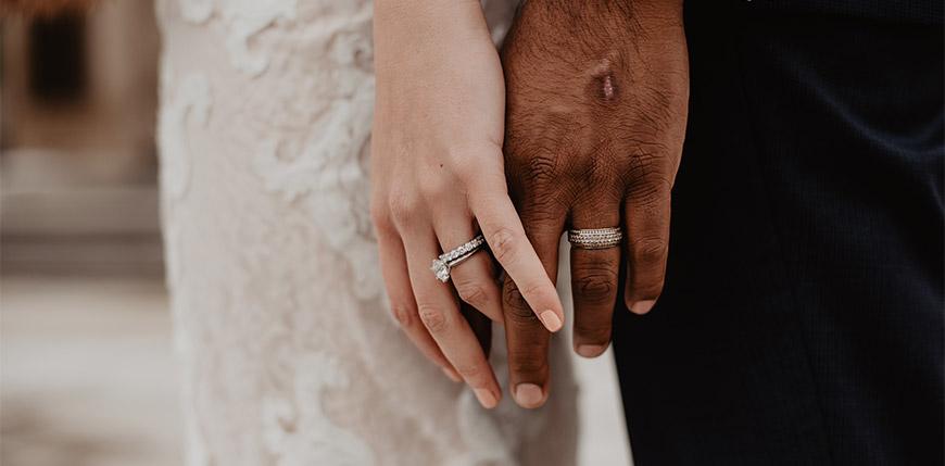 pulseras tela personalizadas bodas